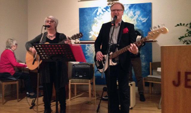 Julsånger i Munkedal